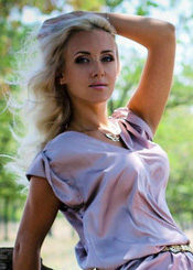 blonde girl ukraine